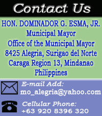 Contact of Municipality of Alegria